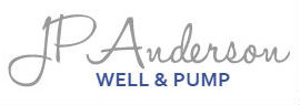 JP Anderson Well & Pump logo